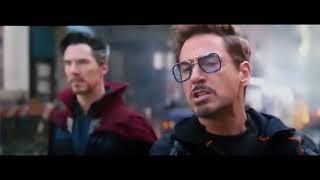 Мстители: Война Бесконечности. Смешные моменты ч.1