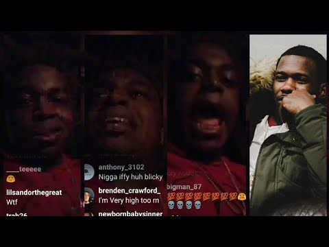 (Full) Kodak Black tries to call Koly P on live and speaks on people in his hood saying he changed