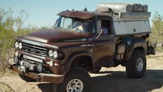 homepage tile video photo for Four Wheeler's 2020 Overland Adventure   Episode 2