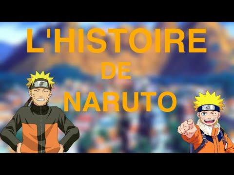 L Histoire De Naruto Uzumaki Youtube