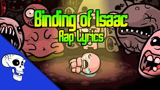 "Binding of Isaac Rap LYRIC VIDEO by JT Machinima - ""Your Own Damnation"""