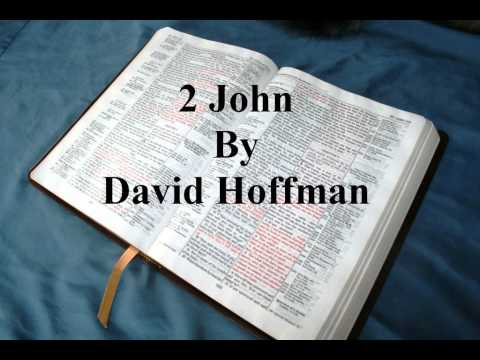 2nd John - David Hoffman