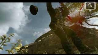 Call of Juarez Gunslinger (Русский трейлер)