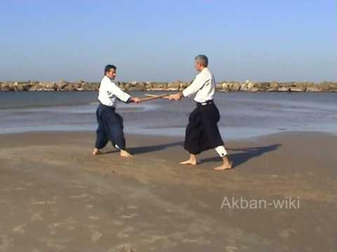 Kumitachi  - san no tachi - Aikido weapons in the Akban wiki