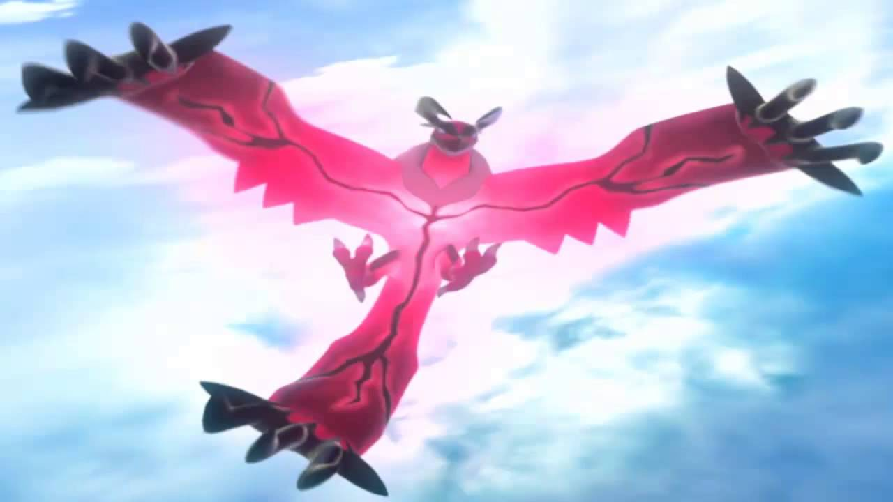 Xerneas yveltal the new pokemon x and y legendaries - Pokemon x legendaire ...