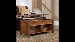 Sauder Carson Forge Lift-top Coffee Table Review