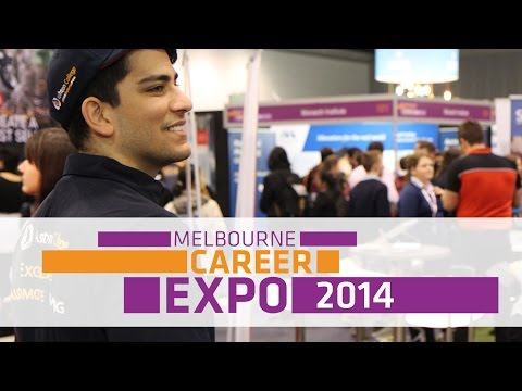 Melbourne Career Expo 2014