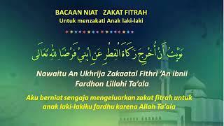 Download Video Niat zakat fitrah [lengkap] untuk diri sendiri,istri dan anak2. MP3 3GP MP4