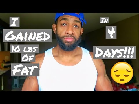 how to deal with holiday weight gain- I gained 10 lbs in 4 days