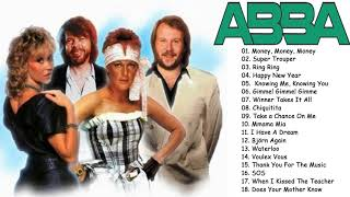The Very Best Of ABBA Colelction 2018 -  Greatest HIts Full Album Of ABBA