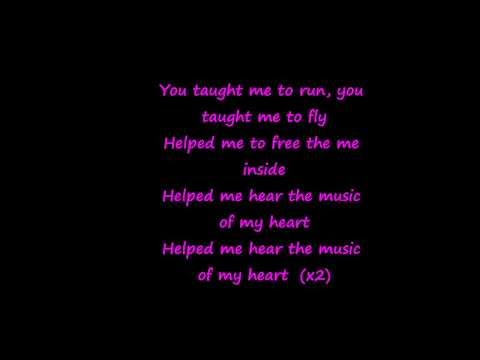 Gloria Estefan ft Nsync- Music of my heart with lyrics
