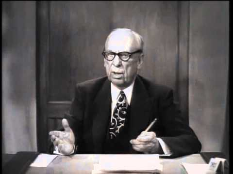 Alfred P. Sloan on government control