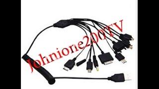 Посылка из Китая №16.Aliexpress. USB 10 в 1. Вскрыли(Ссылка на USB: http://goo.gl/IkCEqy ..., 2015-01-23T18:27:34.000Z)