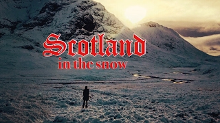 Scotland in the Snow!