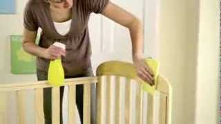How To.....paint A Cot
