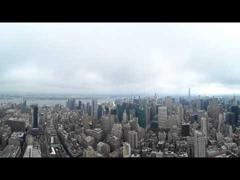 Empire State Building in 360