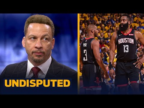 Harden & CP3's legacies will have a 'serious mark' losing to Warriors — Broussard | NBA | UNDISPUTED
