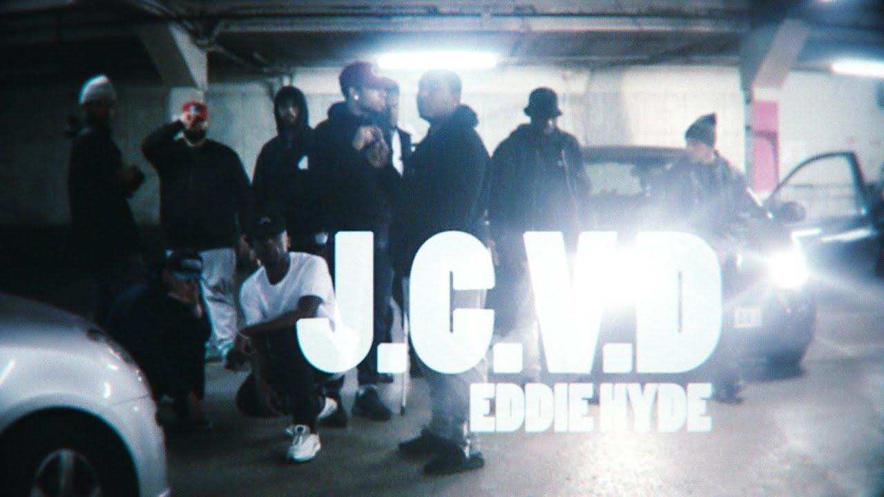 Eddie Hyde - JCVD (Clip Officiel)