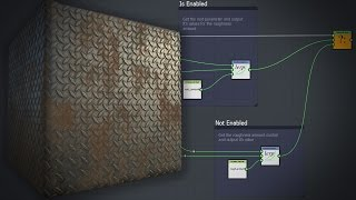 Substance Designer Getting Started: 04 - Part Three: Creating reusable functions