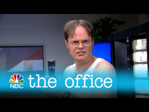 The Office - Dwight in the Media (Episode Highlight)