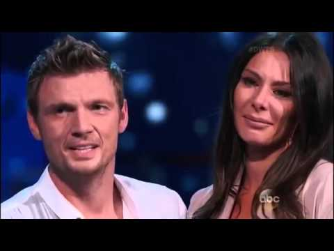 Nick Carter - Dancing With The Stars -  Week 8  - Contemporary -