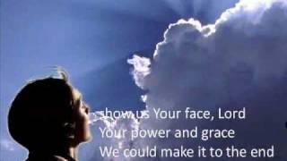 Show me Your face w/ lyrics