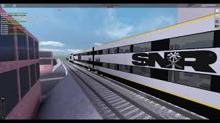 ROBLOX Rails Unlimited SNR Train