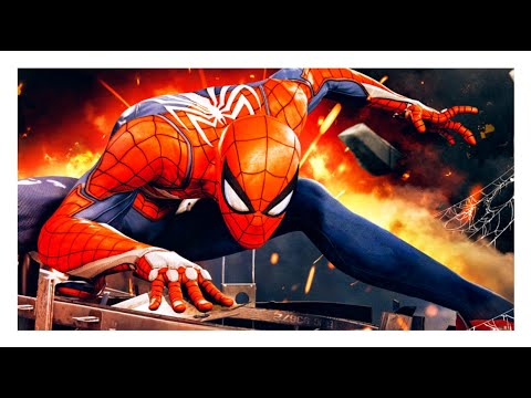 marvel's-spiderman-(2018)---the-full-game's-movie-in-french