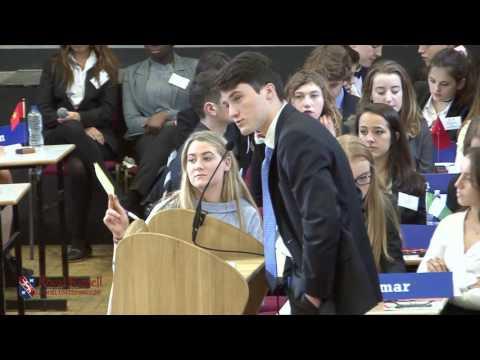 Royal Russell International MUN - General Assembly