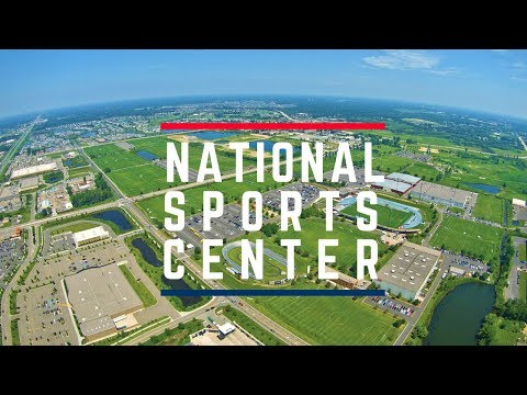 We Are The National Sports Center