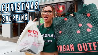 christmas present shopping for myself cause i'm annoying! vlogmas day 7