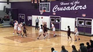 Catholic Central Girls Basketball vs. Lansingburgh 2016