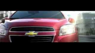 Chevrolet Trax Animation