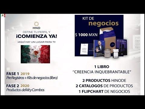 Presentación Grupo Hinode MÉXICO!!