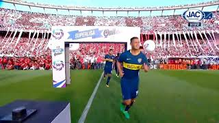Resumen del partido/ River vs Boca 2 - 1