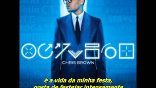 Chris Brown - Party Hard / Cadillac (Interlude) featuring Sevyn [Legendado]