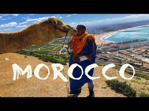 Morroco Trip 2018 - Agadir, Marrakesh, Fes in one week