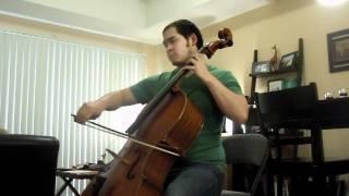 4. Song of the Wind - Suzuki Cello Book 1