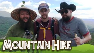 Mountain Hike   Camping Trip 2016