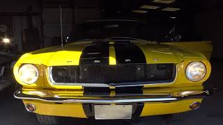 1966 Ford Mustang 302 Hot Rod