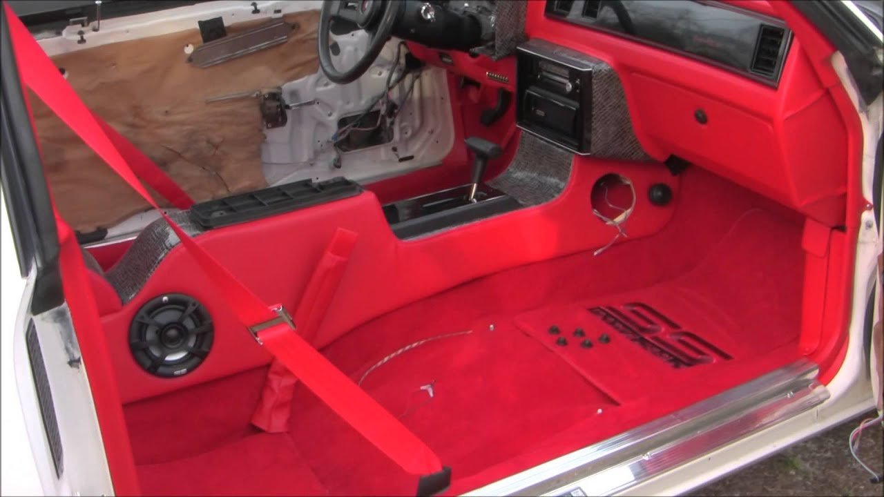 1987 monte carlo ss update video custom console finished youtube. Black Bedroom Furniture Sets. Home Design Ideas