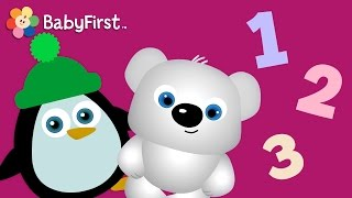Counting numbers 123 | Baby toddlers songs compilation | Babyfirst Nursery rhymes