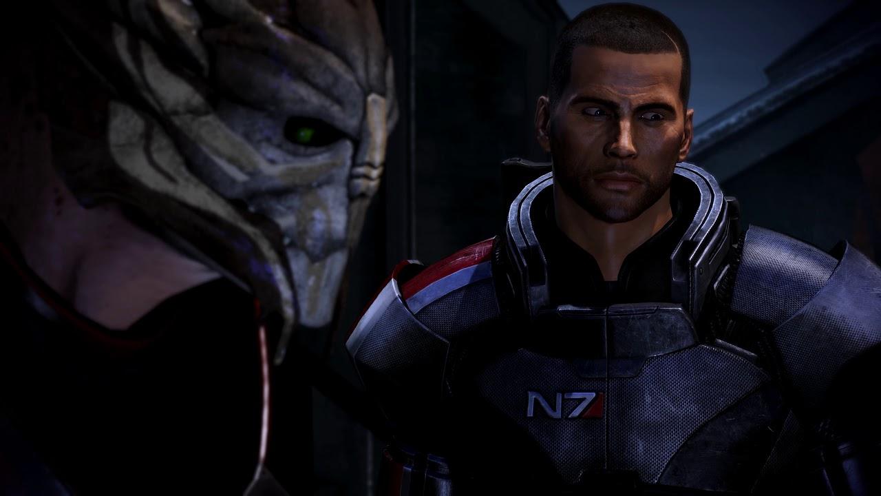 Mass Effect 3: Part 4 using Same-Sex Romances Mod + ALOT