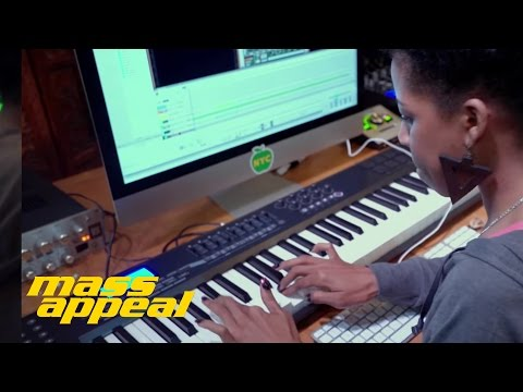 Rhythm Roulette: Georgia Anne Muldrow (Live From The Sprite Corner) Mp3
