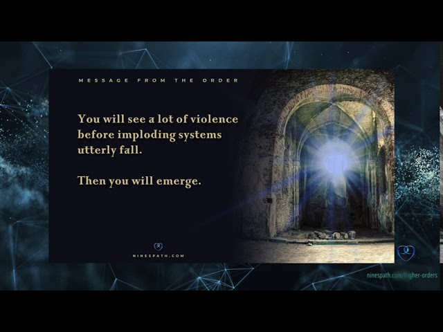 Be of Immense Faith | Nine's Path | The Order