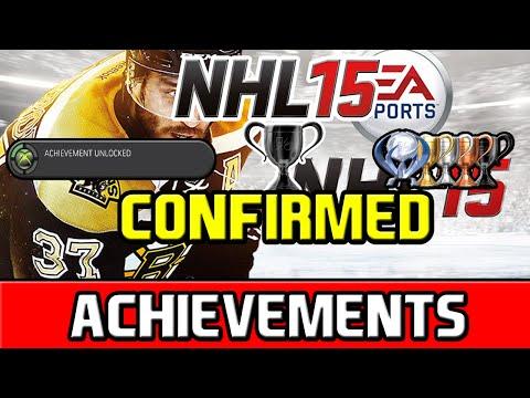 NHL 15 Achievements List | XboxAchievements.com