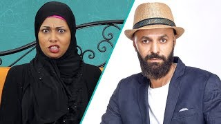 """شاهد.. هاجر أحمد الشهيرة بـ""""جوجاية"""" تؤدي دور سائق توكتوك (فيديو)"""