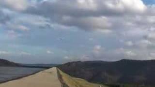 Zar gliding temple. Wave soaring 1