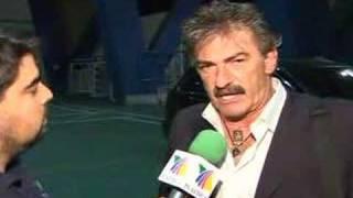 TV AZTECA DEPORTES EN SUDAMERICA-Entrevista Ricardo La Volpe