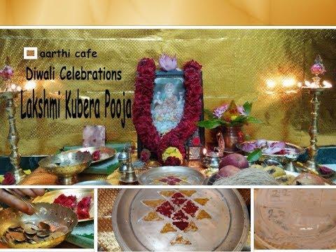 LakshmiKuberaPooja   வளம் கொழிக்கும் லக்ஷ்மி குபேர பூஜை செய்முறை   Diwali Tour - Episode - 9